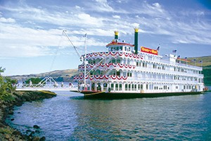 Columbia River Cruises - USA River Cruises :: The Columbia River is our backyard! We specialize in overnight Columbia River Cruises, including frequent exclusive trips offered by no one else.