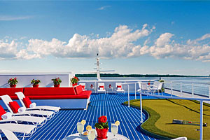 USA River Cruises - Luxury Island Cruises