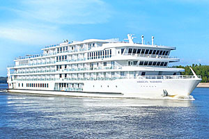 Columbia River Cruises with USA River Cruises