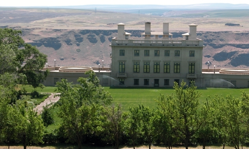 Maryhill Museum in Goldendale Washington
