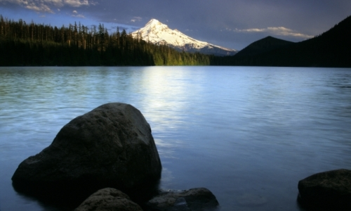 Mount Hood Attractions Lost Lake