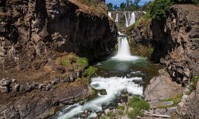 White River Falls State Park Oregon Alltrips
