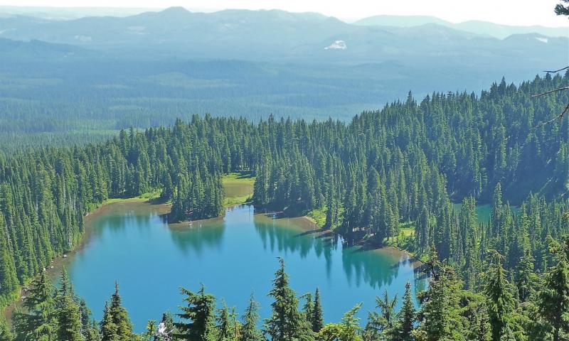 All Seasons Rv >> Indian Heaven Wilderness, Washington - AllTrips