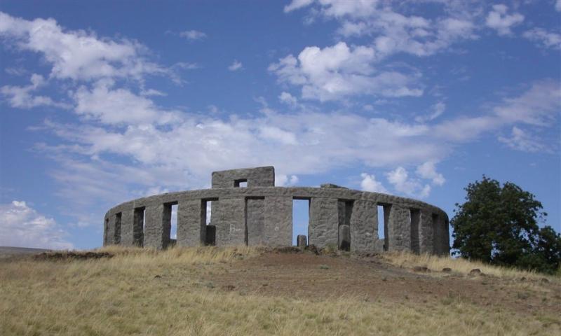 Stonehenge Memorial Maryhill Washington Alltrips