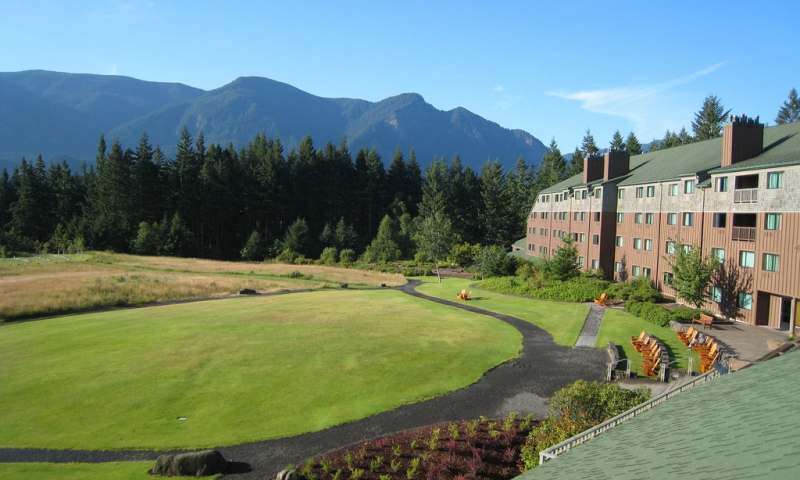 Skamania Lodge Washington Alltrips