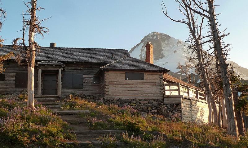 Historic Cloud Cap Inn Mt Hood Oregon Alltrips