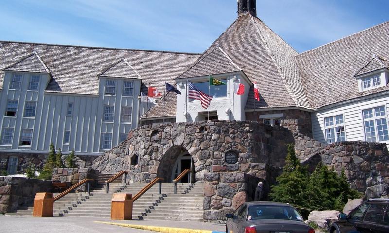 Timberline Lodge Mt Hood