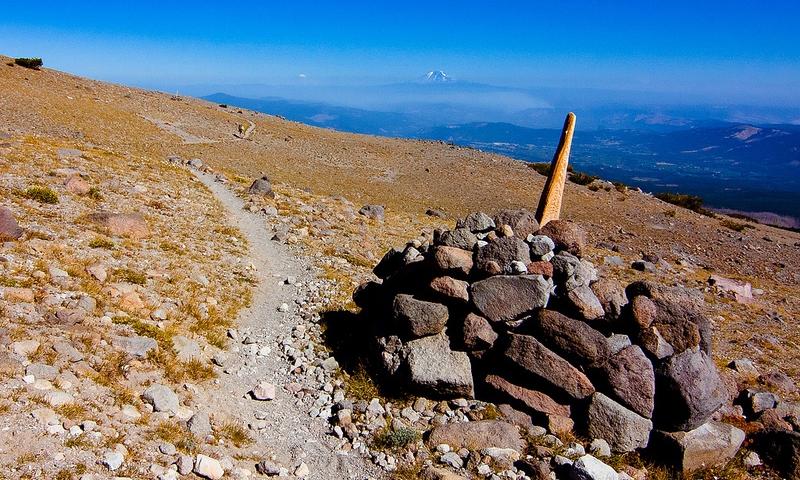Oregon Timberline Trail