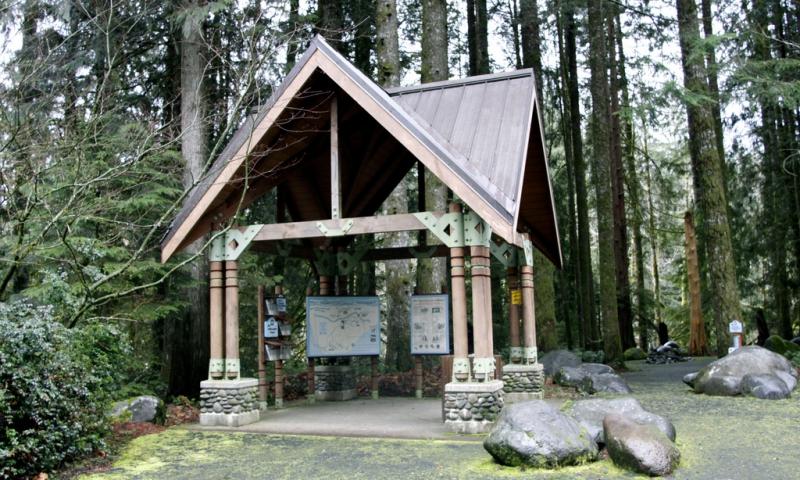 Wildwood Recreation Area in Oregon