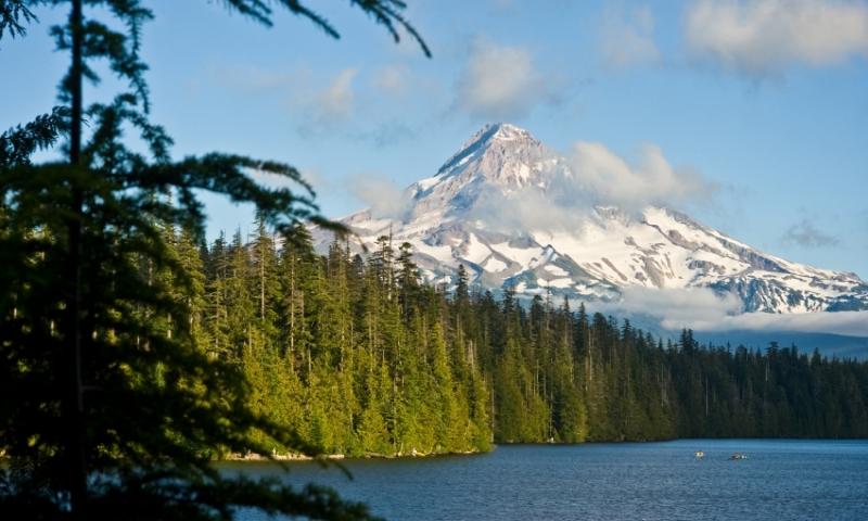 Lost Lake Oregon Fishing Camping Boating Alltrips