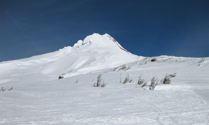 Ski Mount Hood Meadows