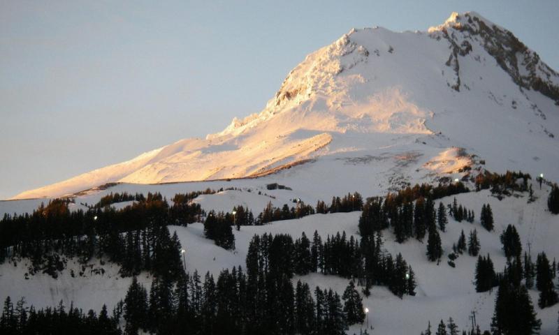 Ski Mt Hood Meadows