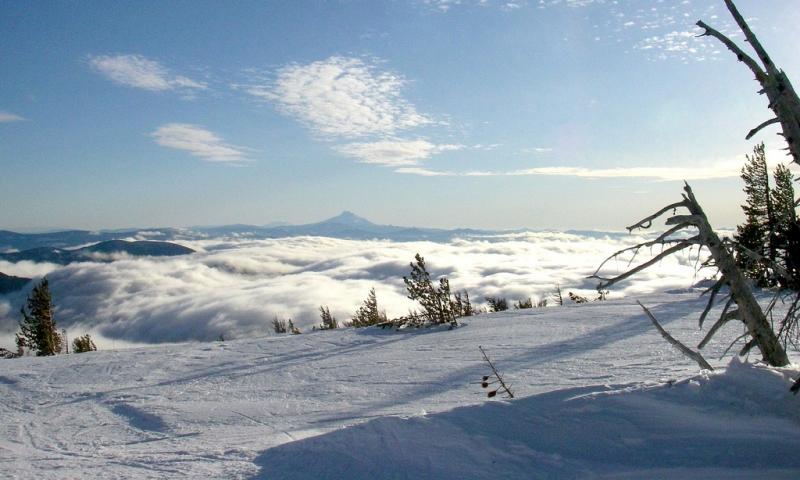 Mt Hood Meadows Ski Resort Oregon Skiing Alltrips