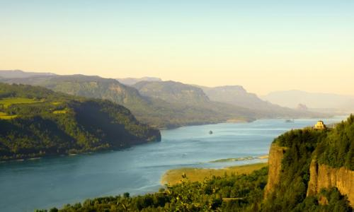Columbia River Gorge Washington