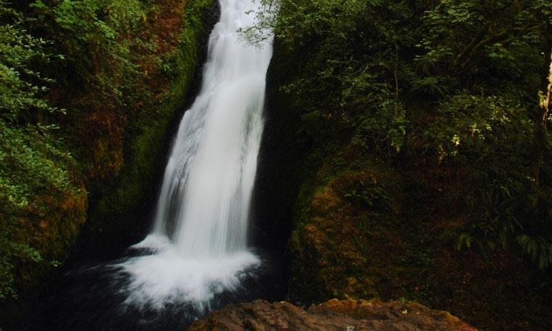 Bridal Veil Falls Oregon Alltrips