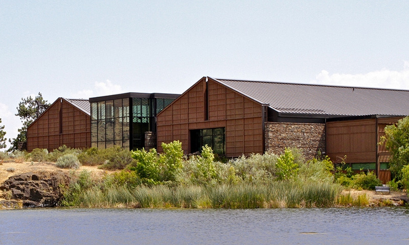Columbia River Gorge Discovery Center