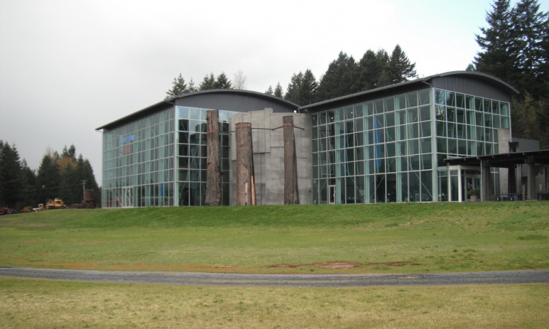 Columbia River Gorge Interpretive Center Museum