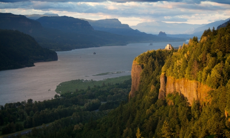 Columbia River Gorge National Scenic Area Alltrips