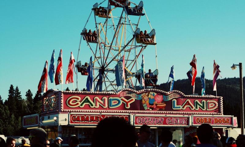 Hood River County Fairgrounds
