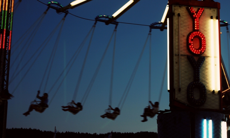 Hood River Fairground