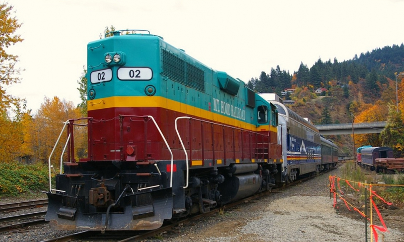 Mt Hood Railroad, Tours & Dinner Train - AllTrips