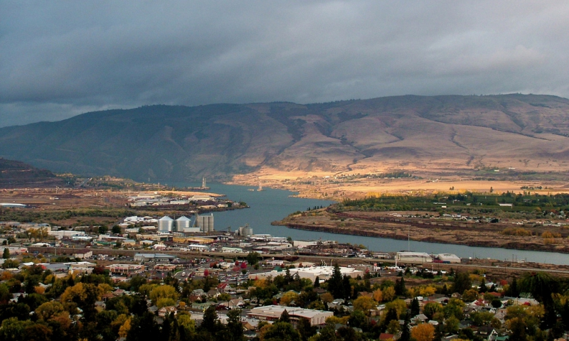 The Dalles Oregon Or Vacations Real Estate Hotels