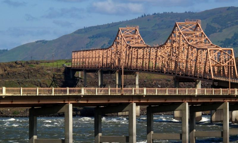 The Dalles OR