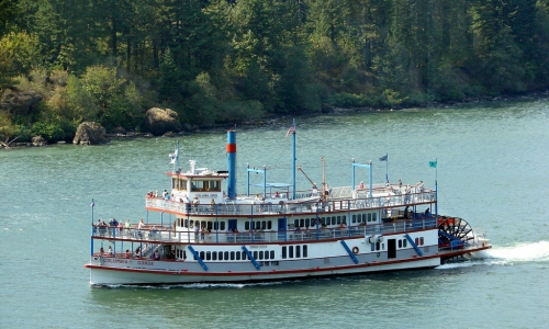 Columbia River Cruise