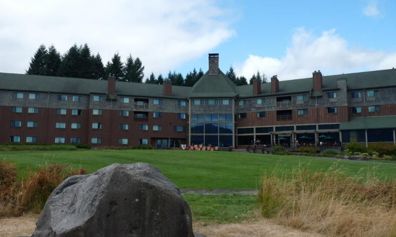 Skamania Lodge Stevenson Washington