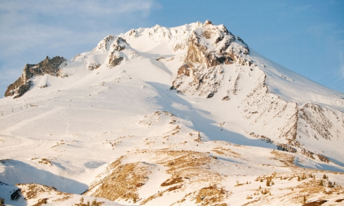 Mount Hood Oregon Skiing