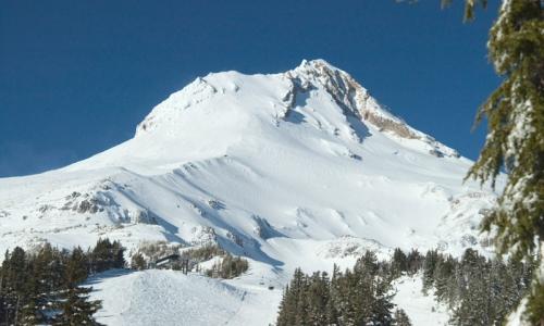 Ski Mount Hood Oregon