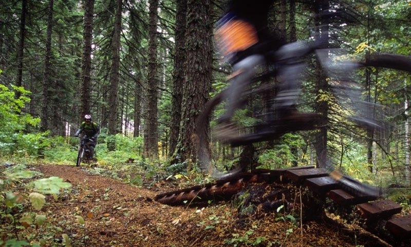 Mount Hood Recreation Mountain Biking