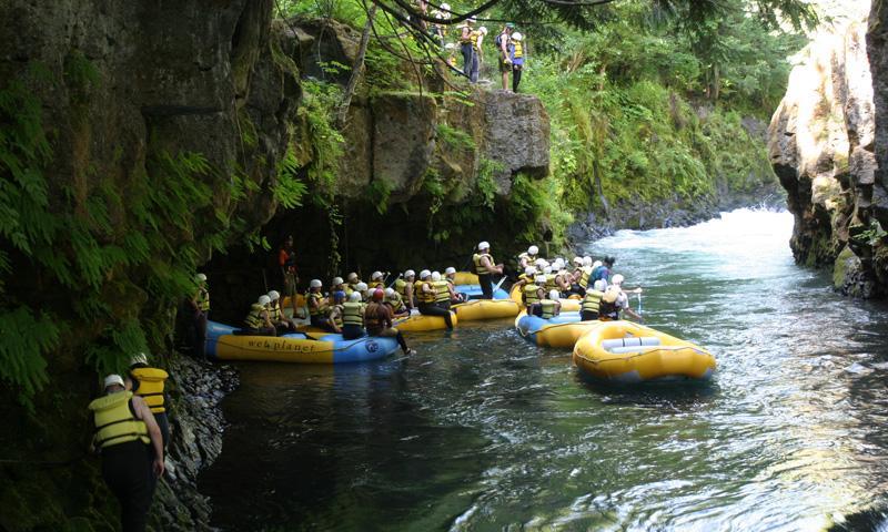 White Salmon River Whitewater Rafting