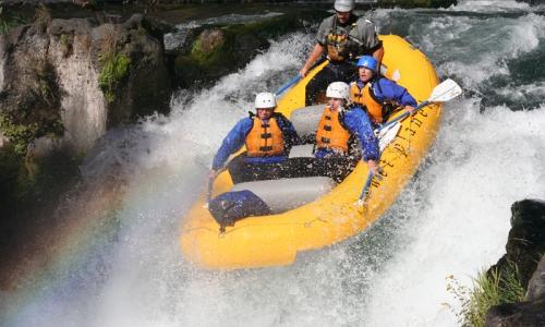 Mount Hood Rafting