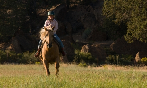 Oregon Horseback Riding