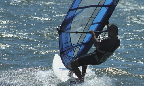 Windsurfing Columbia River Oregon