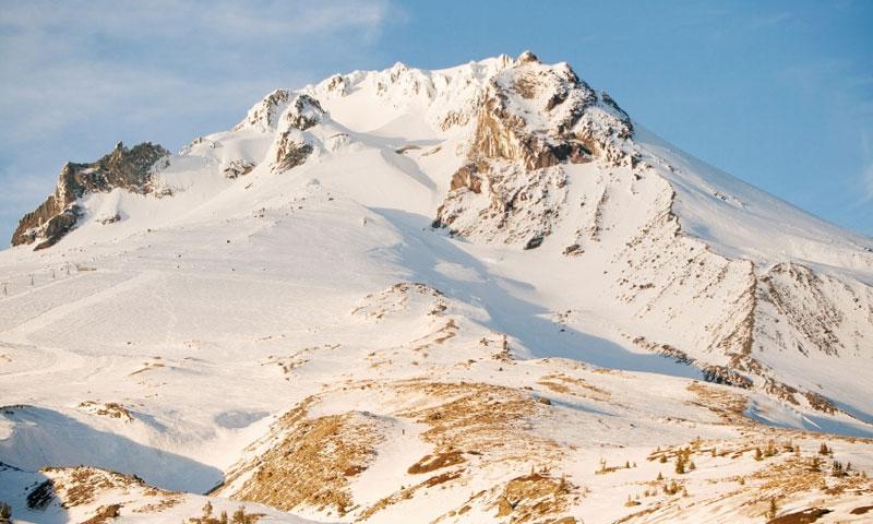 Mount Hood Oregon Ski Vacations