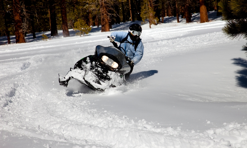 Mount Hood Oregon Snowmobiling