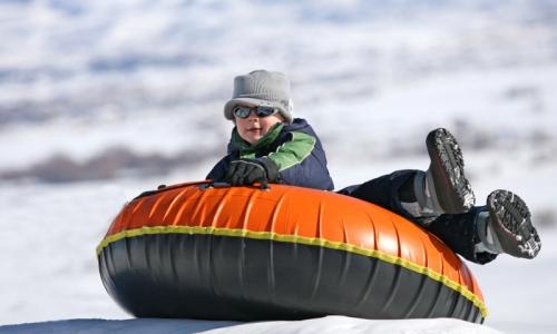 Mount Hood Snow Tubing
